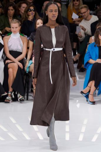 Leila Nda - Christian Dior Spring 2015