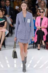 Vasilisa Pavlova - Christian Dior Spring 2015