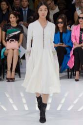 Sung Hee - Christian Dior Spring 2015