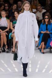Melina Gesto - Christian Dior Spring 2015