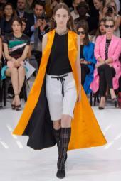 Waleska Gorczevski - Christian Dior Spring 2015