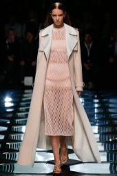 Irina Liss - Balenciaga Spring 2015
