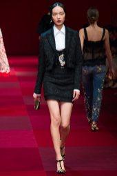 Fei Fei Sun - Dolce & Gabbana Spring 2015 Koleksiyonu