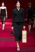 Ana Buljević - Dolce & Gabbana Spring 2015 Koleksiyonu