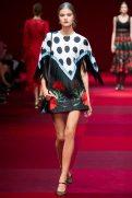 Kate Grigorieva - Dolce & Gabbana Spring 2015 Koleksiyonu