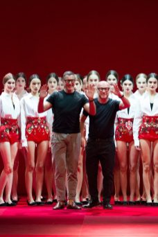 Stefano Gabbana & Domenico Dolce - Dolce & Gabbana Spring 2015 Koleksiyonu
