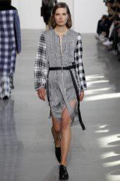 Caroline Brasch Nielsen - Calvin Klein Collection Fall 2016 Ready to Wear