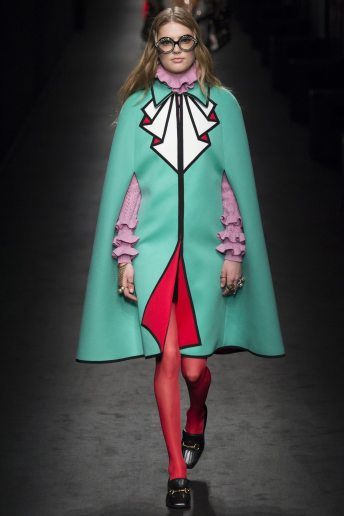 Emmy Rappe - Gucci Fall 2016 Ready-to-Wear