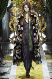 Emma Harris - Roberto Cavalli Fall 2016 Ready-to-Wear