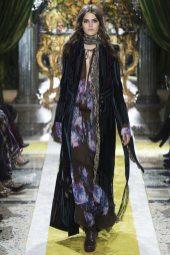 Vanessa Moody - Roberto Cavalli Fall 2016 Ready-to-Wear
