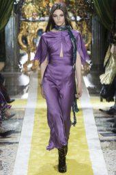 Vittoria Ceretti - Roberto Cavalli Fall 2016 Ready-to-Wear