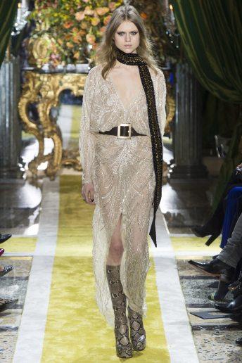 Frida Westerlund - Roberto Cavalli Fall 2016 Ready-to-Wear