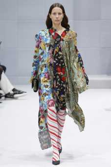 Lily Standefer - Balenciaga Fall 2016 Ready-to-Wear