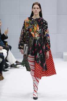 Ursula Hendrickx - Balenciaga Fall 2016 Ready-to-Wear