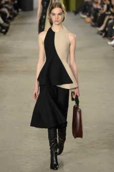 Estella Boersma - Boss Fall 2016 Ready-to-Wear