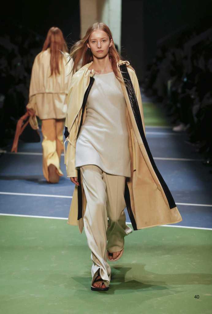 Natalie Ludwig - Céline Fall 2016 Ready-to-Wear
