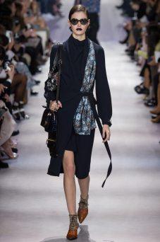 Vanessa Moody - Christian Dior Fall 2016 Ready-to-Wear