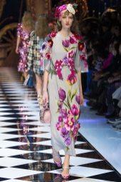 Susanne Knipper - Dolce & Gabbana Fall 2016 Ready-to-Wear