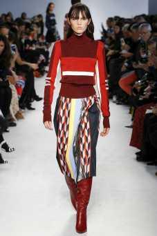 Lily Stewart - Emilio Pucci Fall 2016 Ready-to-Wear