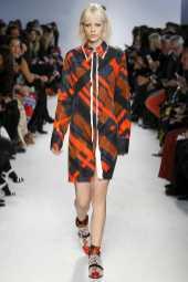 Marjan Jonkman - Emilio Pucci Fall 2016 Ready-to-Wear