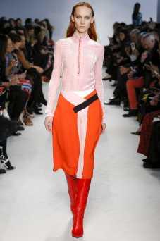 Nika Cole - Emilio Pucci Fall 2016 Ready-to-Wear