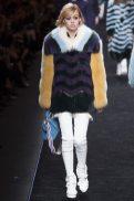 Rhiannon McConnell - Fendi Fall 2016 Ready-to-Wear