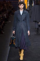 Isabella Emmack - Fendi Fall 2016 Ready-to-Wear
