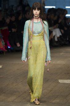 Mayka Merino - Missoni Fall 2016 Ready-to-Wear