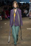 Julie Hoomans - Missoni Fall 2016 Ready-to-Wear
