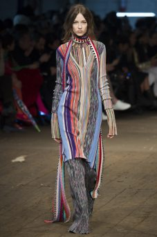 Ala Sekula - Missoni Fall 2016 Ready-to-Wear