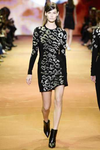 Ophelie Guillermand - Mugler Fall 2016 Ready-to-Wear