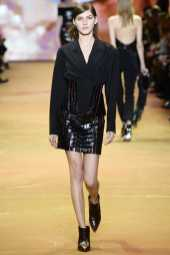 Valery Kaufman - Mugler Fall 2016 Ready-to-Wear