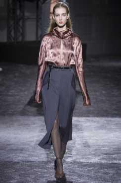 Amalie Moosgaard - Nina Ricci Fall 2016 Ready-to-Wear