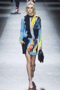 Harleth Kuusik - Versace Fall 2016 Ready-to-Wear