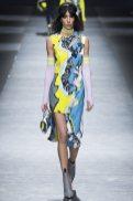 Jamie Bochert - Versace Fall 2016 Ready-to-Wear