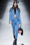 Vanessa Moody - Versace Fall 2016 Ready-to-Wear
