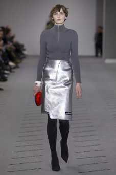 Oliwia Lis - Balenciaga Fall 2017 Ready-to-Wear