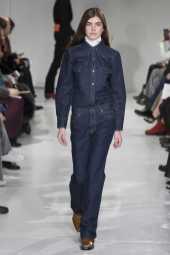 Skylar Tartz - Calvin Klein Fall 2017 Ready-to-Wear