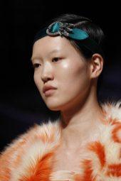Shujing Zhou - Miu Miu Fall 2017 Ready-to-Wear