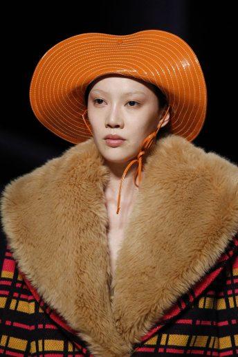 Wu Qian - Miu Miu Fall 2017 Ready-to-Wear