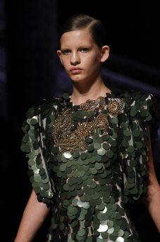 Ansolet Rossouw - Miu Miu Fall 2017 Ready-to-Wear