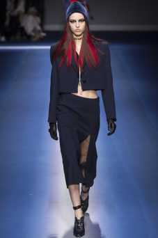 Emm Arruda - Versace Fall 2017 Ready-to-Wear
