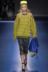 Jessie Bloemendaal - Versace Fall 2017 Ready-to-Wear