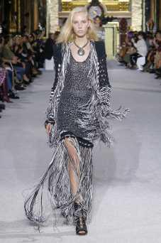 Jessie Bloemendaal - Balmain - Spring 2018 Ready-to-Wear