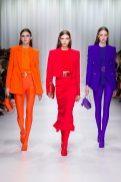 Justine Asset - Lea Julian - Soso Korell - Versace Spring 2018 Ready-to-Wear