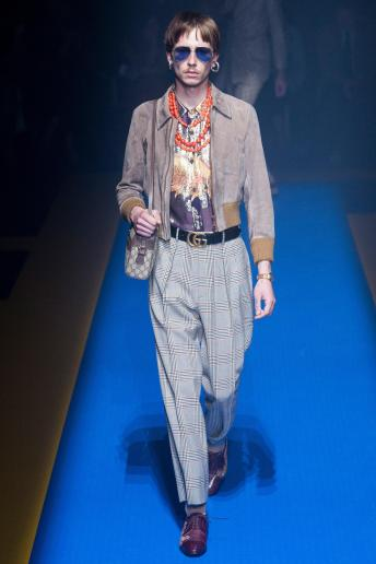 Matiss - Gucci Spring 2018 Ready-to-Wear