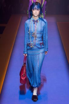 Mae Mei Lapres - Gucci Spring 2018 Ready-to-Wear