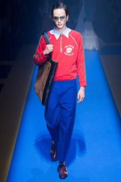 Hugo De Groot - Gucci Spring 2018 Ready-to-Wear
