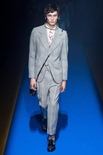 Laurens Pouchele - Gucci Spring 2018 Ready-to-Wear