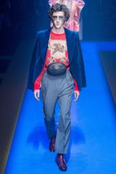Leopold van der Noot D'Aasche - Gucci Spring 2018 Ready-to-Wear